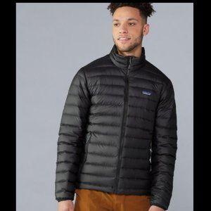 Patagonia Down Jacket Black Size XL